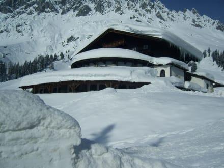 Arthurhaus Januar 2012 - Berghotel Arthurhaus