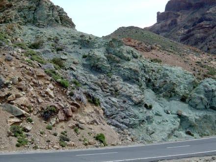 Nationalpark am Teide - Teide Nationalpark