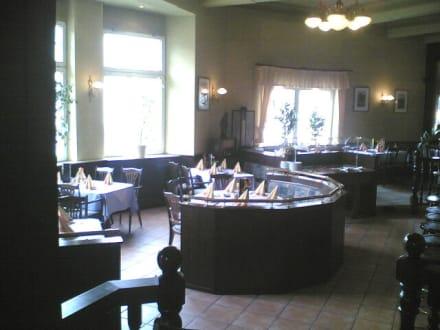Innenansicht - Restaurant Rapen
