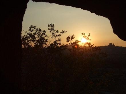 Sonnenuntergang - Kappadokien