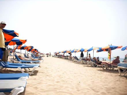 Traumstrand mit genügend Platz - Strand Jandia