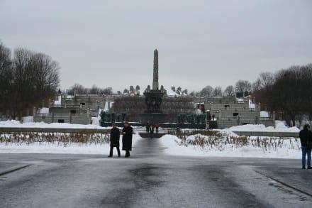 Vigeland-Park - Vigeland-Park