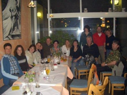 HC Usertreffen Süd 18.03.2006 - Ristorante Don Juan