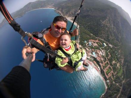 Traumfluggebiet - Paragliding