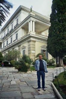 Achillion auf Korfu - Schloss Achilleion