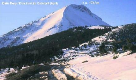 Dirfis Berg - Dirfis Gebirge