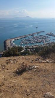 Hafen - Künstlerdorf Sidi Bou Saïd