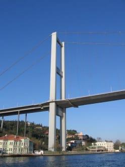 Bosporusbridge - Bosporus Brücke