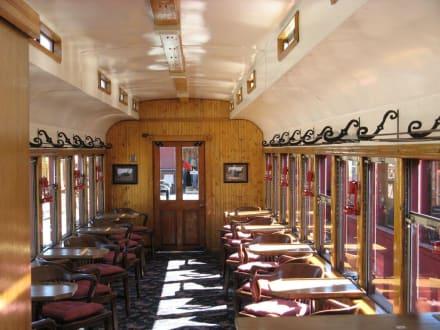 Cumbres & Toltec Scenic Railroad (Parlor Car) - Cumbres & Toltec Scenic Railroad