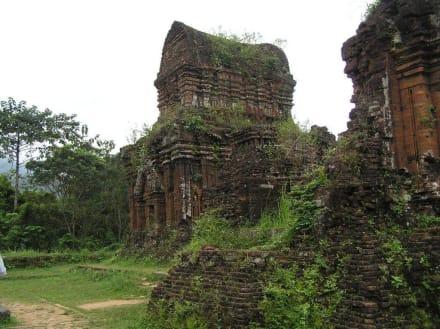 Mui Son ist die Hauptstadt des alten Cham Reiches. - My Son