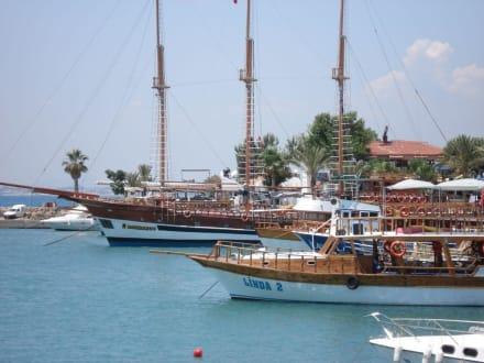 Hafen von Manavgat - Hafen Manavgat