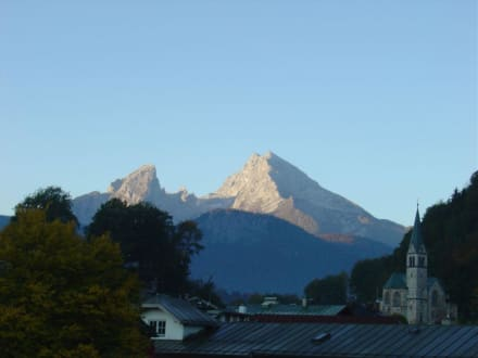 Watzmann - Watzmann-Gebirge