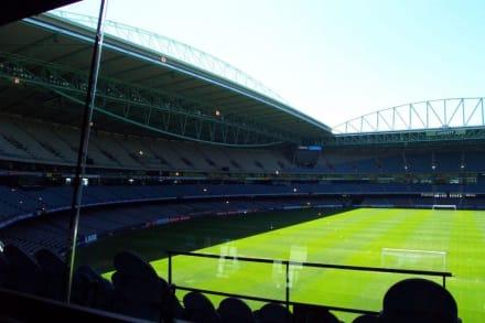 Telstra Dome Melbourne - Telstra Dome