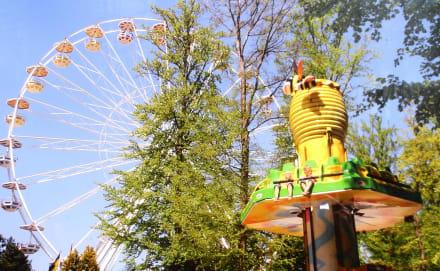 Riesenrad - Freizeitpark Traumland