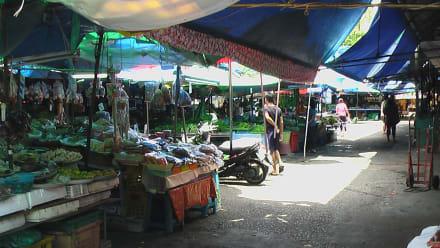 Phuket Town  - Markt