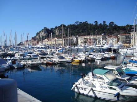 Yachthafen Nizza - Hafen Nizza