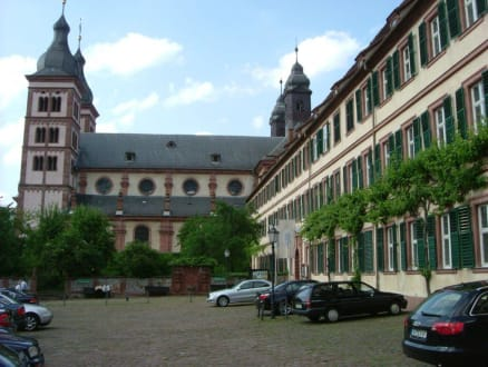 Benediktinerabtei Amorbach - Benediktinerabtei Amorbach