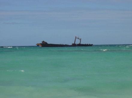 Astron / vor der Küste Punta Cana´s, Dominikanischen Republi - Wrack der Astron