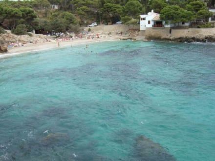 Nähester Strand Cala Gat - Cala Gat