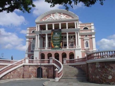 Opernhaus in Manaus - Teatro Amazonas