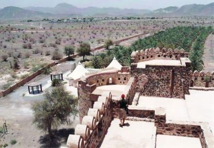 Toller Blick - Festung Jabrin