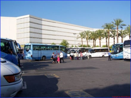 Aeroport Son Sant Joan Palma - Flughafen Palma de Mallorca/Son Sant Joan (PMI)