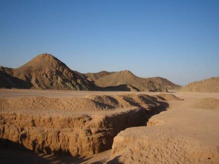 In der Wüste - Wüstentour Hurghada