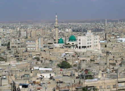 Aleppo - Zitadele von Aleppo