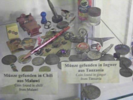 Fundsachen - Spicy's Gewürzmuseum