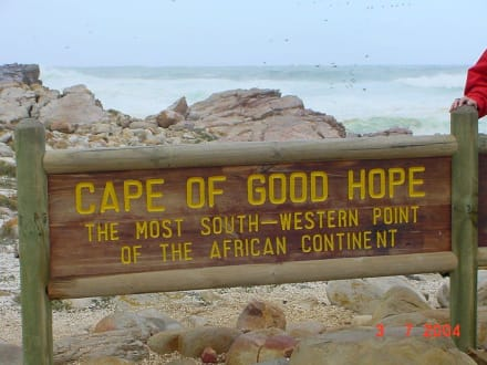 o.W. - Kap der Guten Hoffnung