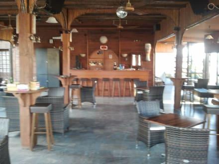 Innenansicht - Taverna Asteria