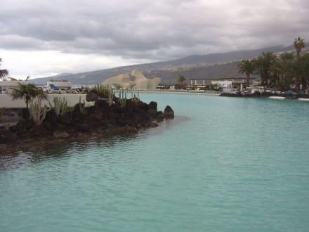 Meerwasserschwimmbäder - Meerwasserschwimmbad Lago Martiánez