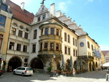 Restaurant - Hofbräuhaus München