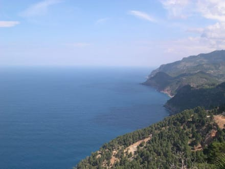 unterwegs zum Cap Formentor - Cap Formentor