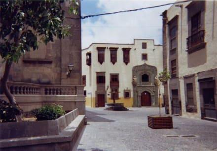 Altstadt von Las Palmas - Casa de Colón