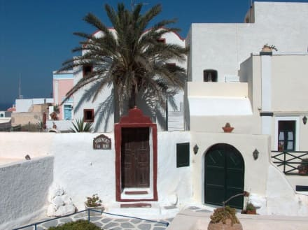 Haus in Santorin - Altstadt Oia