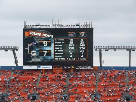 Miami Proplayer Stadium - New Miami Stadium