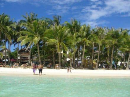 Mein Strandabschnitt - Strand White Beach