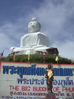 Bald zu 100 % fertig - Big Buddha
