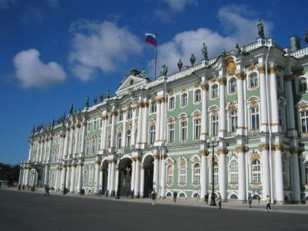Eremitage in St. Petersburg - Museum Eremitage