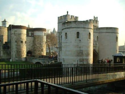 Burg/Palast/Schloss/Ruine - Tower von London