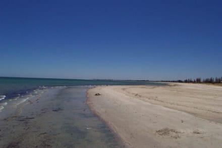 Semaphore Beach - Semaphore Beach und Jetty