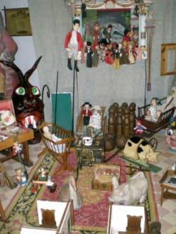historisches Kinderzimmer - La Granja
