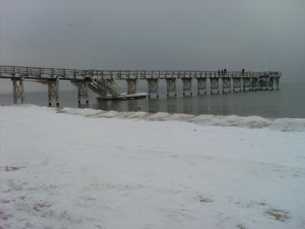Seebrücke Weissenhäuser Strand - Seebrücke
