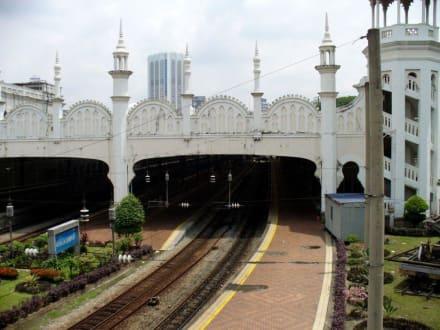Old Station - Alter Bahnhof (Kuala Lumpur Railway Station)