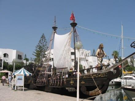 Der Jachthafen - Yachthafen Port el Kantaoui