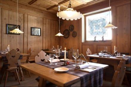Stua da Legn -Traditional cuisine -