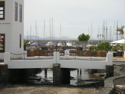Der neue Hafen - Yachthafen Rubicón
