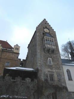 Der gosse Turm - Schloss Egg
