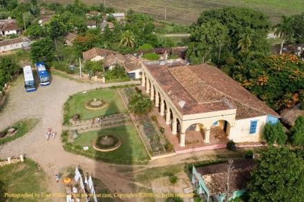 Hacienda de Iznaga - Hacienda Manaca Iznaga